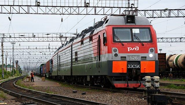 Движение поездов изХабаровска воВладивосток приостановлено  из-за размыва ж.д. путей