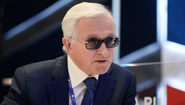 Шохин считает необходимым расширять механизмы поддержки российских компаний