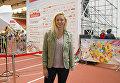 Пловчиха, двукратная паралимпийская чемпионка и мировой рекордсмен Олеся Владыкина