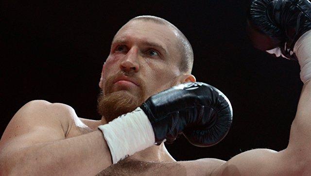 Боксер Кудряшов стал чемпионом мира впервом тяжелом весе
