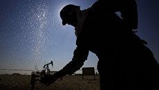 Добыча нефти на Ближнем Востоке. Архивное фото