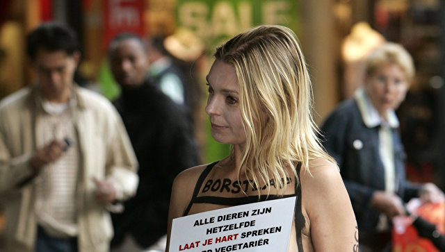ВоФранции бывшая порнозвезда стала кандидатом напарламентских выборах