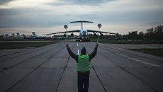 Аэродром Дягилево. Архивное фото