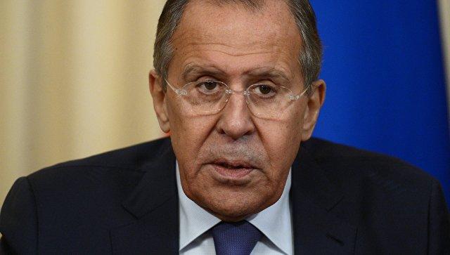 Лавров и руководитель МИД Ирана обсудили подготовку встречи поСирии вАстане