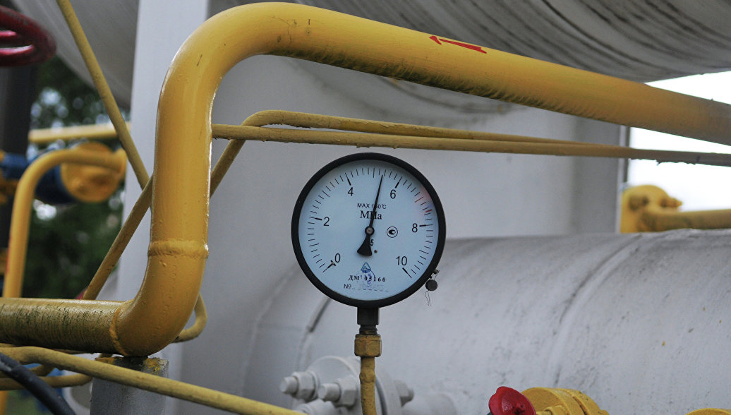 Цена российского газа для Украины в 2016 году прогнозируется в $146
