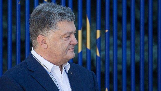 Порошенко: Украина несчитает нужным изменение Минского иНормандского форматов