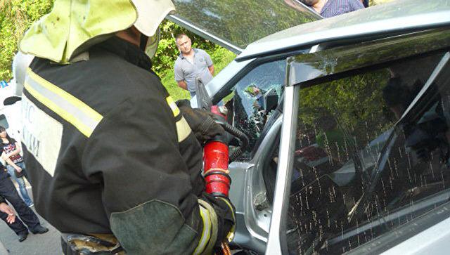 5  человек погибли при столкновении 2-х  авто  вТульской области