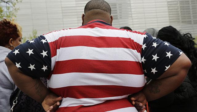 Ученые назвали США самой «толстой» страной