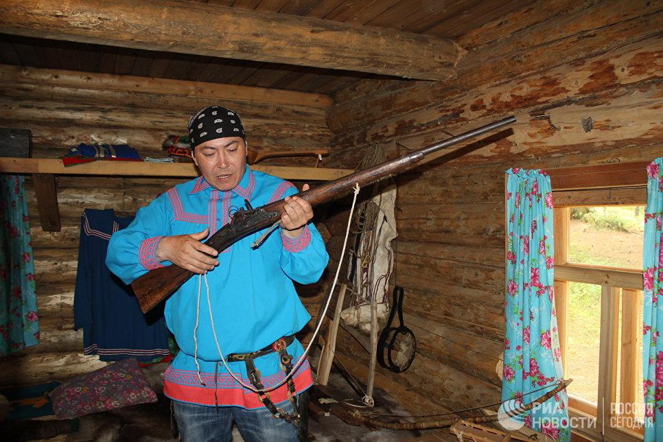 Этнотуризм в Югре