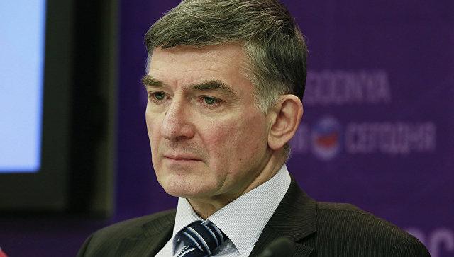 Ректор Национального исследовательского ядерного университета МИФИ Михаил Стриханов. Архивное фото