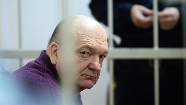 Суд отменил штраф осужденному бывшему главе ФСИН Реймеру