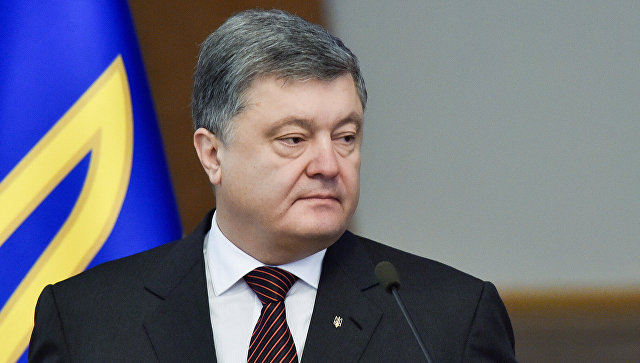 Порошенко пообещал скорое возвращение в Крым украинских флагов