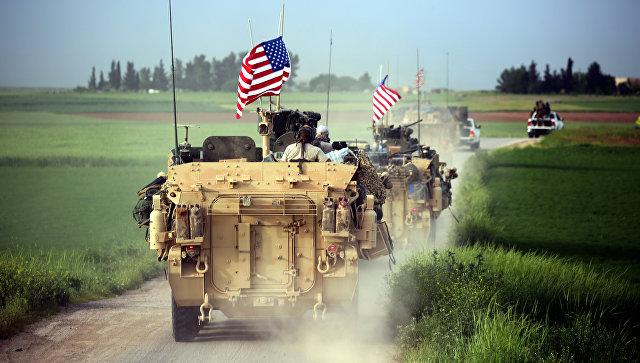 Военные США в Сирии. Архивное фото