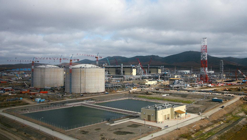 Япония намерена создать биржу по торговле СПГ в 2020-х годах