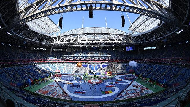 Албин: стадиону «Санкт-Петербург» потребуется какое-то время наадаптацию