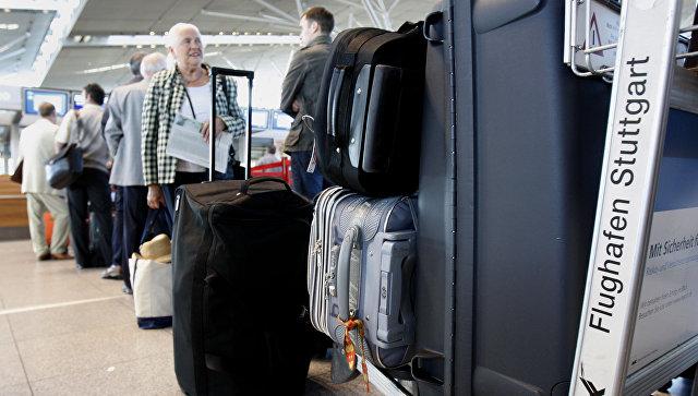 В германском аэропорту задержали 2-х подозреваемых вподготовке теракта