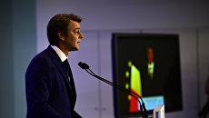 Руководивший кампанией партии Республиканцы Франсуа Баруэн