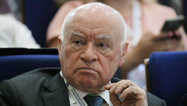 Бокерия заявил, что не имеет намерений получить должность в правительстве