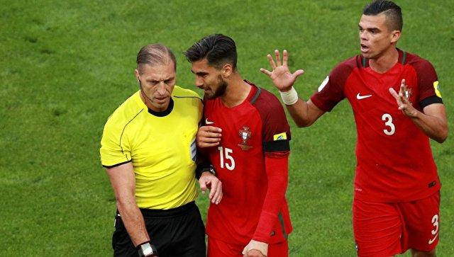 Нестор Питана назначен арбитром на матч полуфинала КК Германия - Мексика