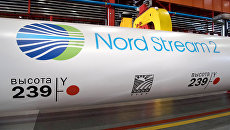 Трубы для газопровода Северный поток 2. Архивное фото