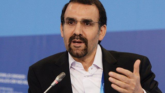 Посол Ирана в Российской Федерации Мехди Санаи. Архивное фото