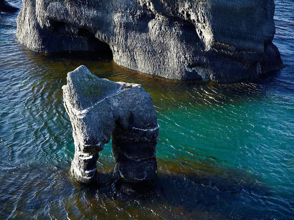 Лазурные берега Новой Земли иногда можно перепутать со Средиземноморьем. Новая Земля, 2015.
