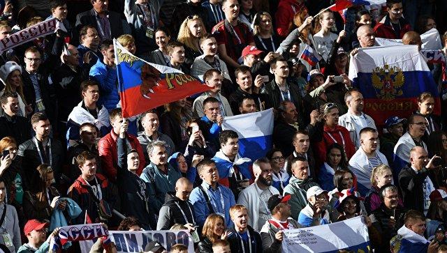 Российская Федерация вошла втоп-3 удачных хозяек Кубка конфедераций