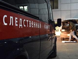 Автомобиль следственного комитета (СК) РФ. Архивное фото