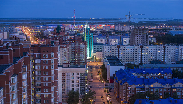 Города России. Сургут. Архивное фото
