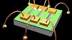 Датчик аммиака, созданный российскими учеными из нанотрубок