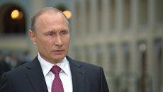 Путин рассказал, на что идут нелегальные разведчики ради Отечества