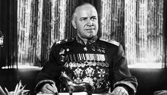 Маршал Советского Союза Георгий Жуков. Архивное фото