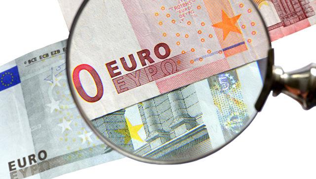 Банкноты европейской валюты