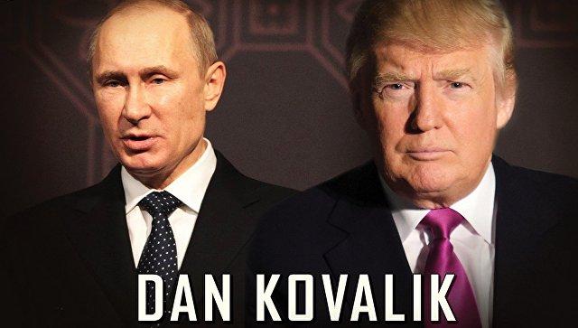 """В США вышла книга, оспаривающая теорию о """"вмешательстве России"""" в выборы"""