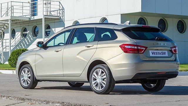 Волжский автомобильный завод поднял цены наседан Лада Vesta