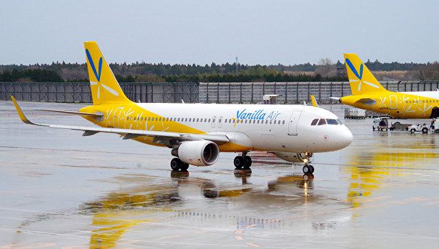 Самолеты японской авикомпании Vanilla Air. Архивное фото