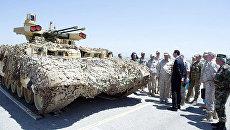 Президент Сирии Башар Асад посетил авиабазу ВКС РФ в Хмеймиме