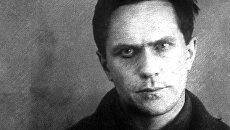 Фотография Варлама Шаламова после ареста. 1937 год
