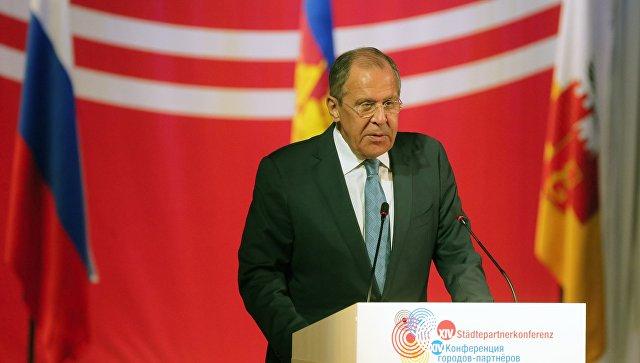 Лавров раскритиковал западный подход к урегулированию украинского конфликта