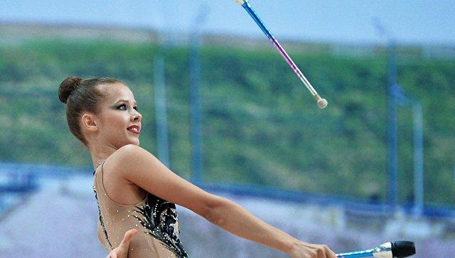 Селезнева взяла четыре медали на международных соревнованиях по гимнастике