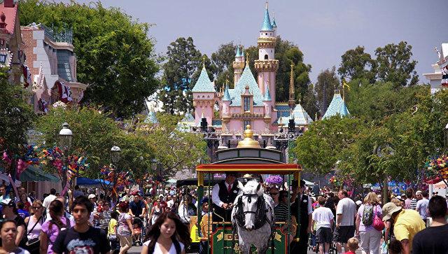 ВWalt Disney World появится говорящая механическая фигура Дональда Трампа