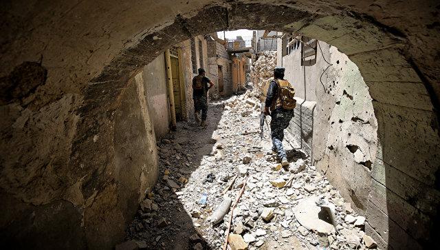 Премьер-министр Ирака объявил об освобождении Мосула