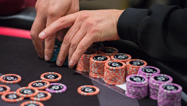 Турнир по покеру в игорной зоне Красная Поляна. Архивное фото