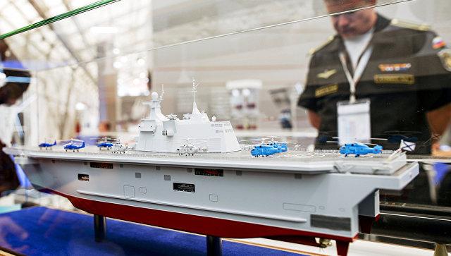 До 2025-ого года ВМФ Российской Федерации получит два десантных корабля— аналога «Мистраля»