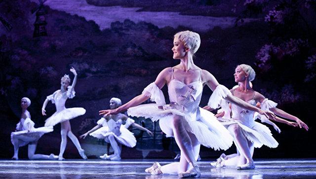 Летние балетные сезоны. Архивное фото