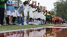 Международный турнир среди болельщиков Футбол объединяет
