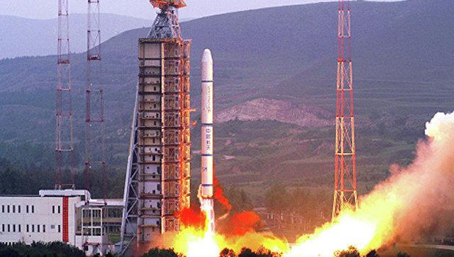 Китайская ракета Великий поход 2C. Архивное фото