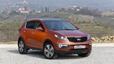 Автомобиль KIA Sportage III