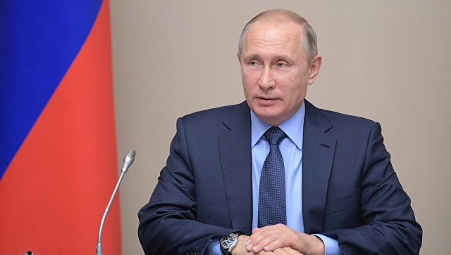 Песков: Путин ответит Трампу навопрос оситуации сгеями вЧечне
