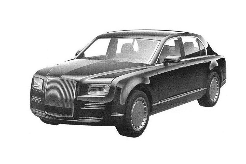 Автомобили проекта «Кортеж» поступят всвободную реализацию с2019 года